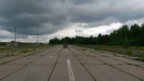 Аэродром г. Лодейное Поле